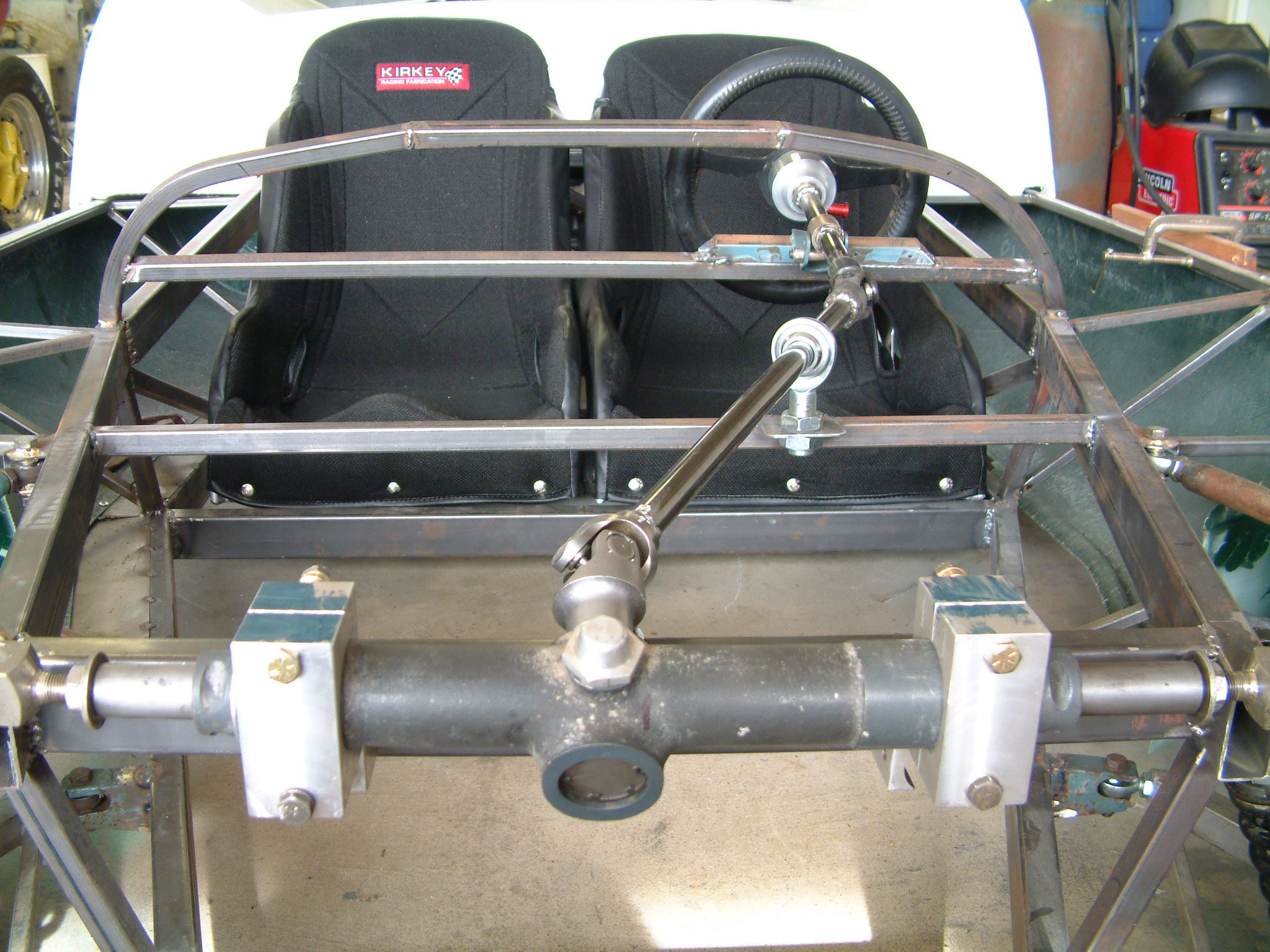 Steering Linkage and Rack